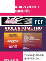 Prevención de Violencia Intrafamiliar