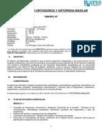 Diplomado en Ortodoncia y Ortopedia Grupo Vi 2019 (1)