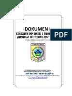Buku I Dokumen KTSP SMPN 3 Pringgabaya 2014-2015