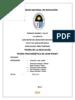 146591917 Monografia de Teoria PIAGET
