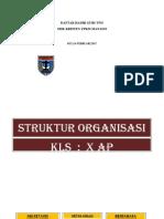 Buku Jurnal Cover
