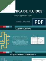 9. Flujo en Tuberias