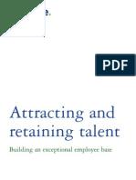 Attracting Retaining Talent