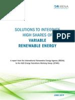 IRENA G20 Grid Integration 2019