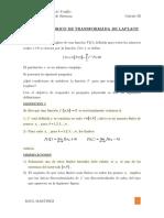 Transformada de Laplace(Teoria)(Sistemas)