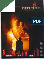 Citifire Fire Extinguisher