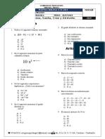 Pract 3ero Ciencia