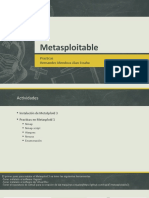 Metasploitable Practica Laboratorio