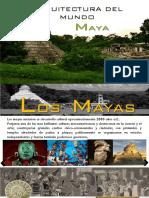Arquitctura Maya
