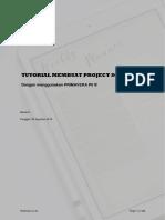 Tutorial Membuat Project Schedule Dengan Primavera P6
