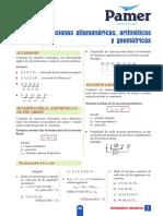 RM_5ºAño_S3_Sucesiones Alfanuméricas, Aritméticas y Geométricas