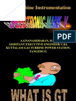 Gas Turbine Instrumentation