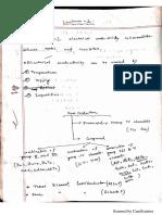 Physics Note Mid