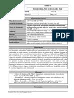 Formato Rae Articulo Histologia