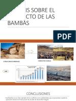 ANÁLISIS SOBRE EL CONFLICTO DE LAS BAMBAS.pptx