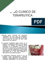 Caso Clinico Terapeutica Antimicrobianos Edgar