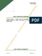BS EN 200 - 2008 Sanitary Tapware of Type 1 and Type 2.pdf