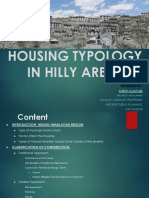8- Housing Typology in Hilly Areas (2)