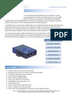 WL-R200 Series Router Datasheet