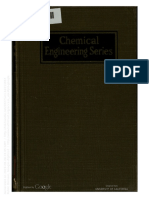 Chemical Engineering for Production Supervision
