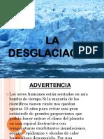 218391765-La-Desglaciacion.ppt