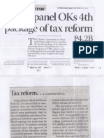 Business Mirror, Aug. 28, 2019, House panel OKs 4th package of tax reform P4.2B.pdf