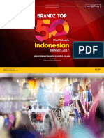 BrandZ Top 50 Most Valuable Indonesian Brands 2017