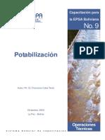 Mod 09 Potabilizacion