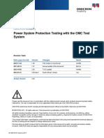 Omicron Basic Protection Course Manual