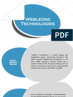 Webleonz Technologies