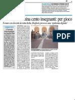 """""""Virus"""" contamina cento insegnanti"""