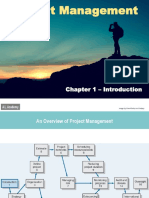 Project Management F Gaucher Chap1