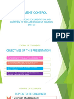 Document Control and Record Management(1)