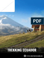 Top Reasons to go for trekking Ecuador! | Sierra Nevada Expeditions