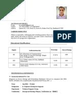 Jai_Prakash Mehta ( Network Engineer)