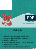 semiologie pediatrica cianoza