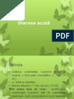 Diareea Ac