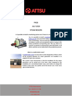 Faqs July 19 Steam Boilers