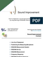 Good sound