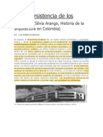 5. b. Arquitectura en Colombia 1930 - 1960