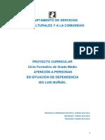 CGFM Dependencia