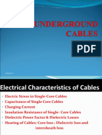 Under Ground Cables