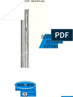 Bowen External Cutters