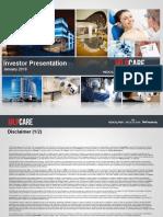 Mlpcare Investor Presentation Jan 2018