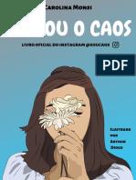 EBOOK - EU SOU O CAOS