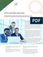ReputationDefender - Our Partner Services