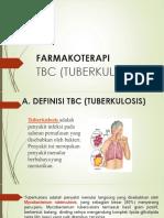 Tuberculosis farmakoterapi