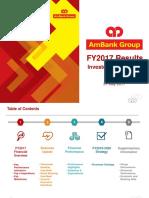 1.0 AMMB Investor Presentation_FY17 31.5.17f