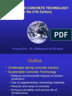Sustainable Con