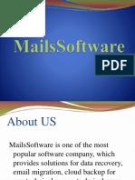 MailsSoftware OST to PST Converter
